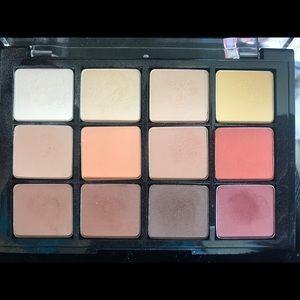 Viseart 10 eyeshadow palette